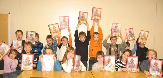 Beschreibung: Weihnachtsfeier2010